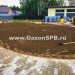 Чистовая планировка почвы