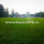 Устройство футбольного поля в г. Всеволожск